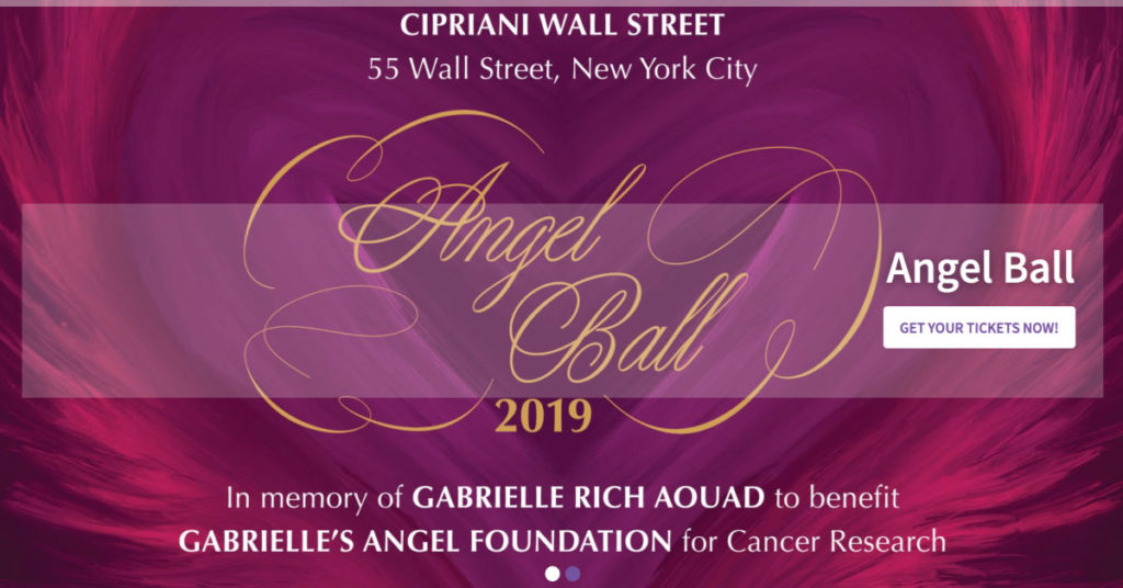 Angel Ball 2019 Carole Crist